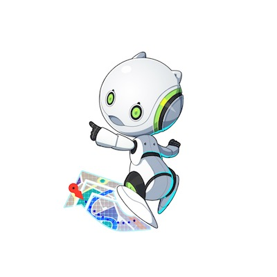 Guide-ロボット ジジ画像