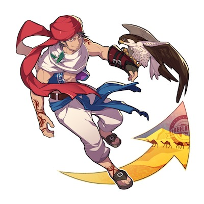 鷹目の狩人 タ・カージョ画像