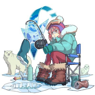 極寒のサバイバー ノース画像