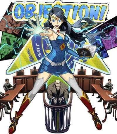 超法姫的令嬢 クレア・ロー画像