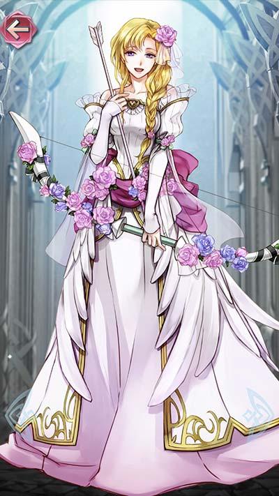 花嫁ルイーズの立ち絵