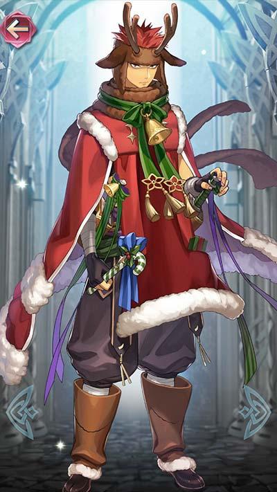 クリスマスジャファルの立ち絵