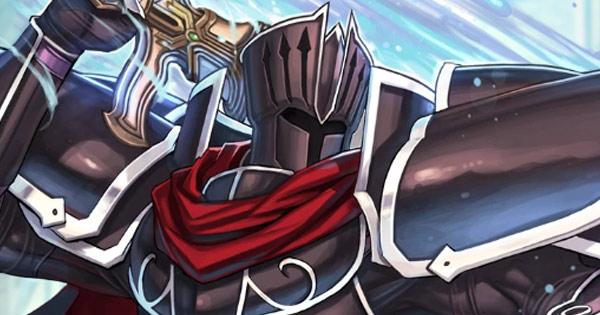 漆黒の騎士のアイキャッチ