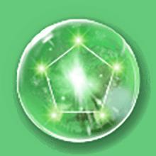 全緑キャラ