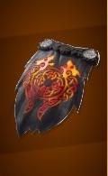 モウルテン紋章付きケープの画像
