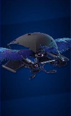 羽根を持つ者の画像