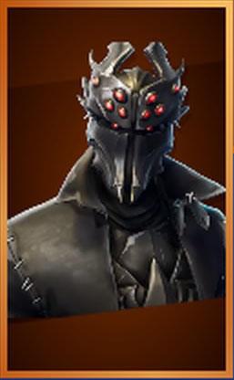 スパイダーナイトの画像