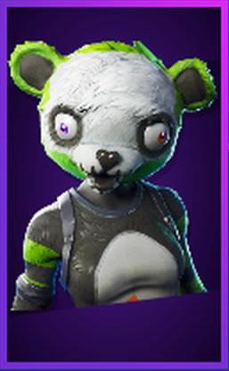 恐怖のクマちゃんの画像