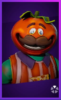 トマトヘッドの画像