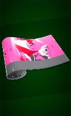 ラブリーピンクカモの画像