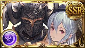 黒騎士&<br>オルキス