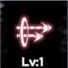 レーザー砲撃のアイコン