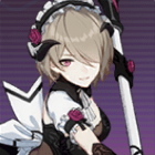 黒薔薇リタのアイコン