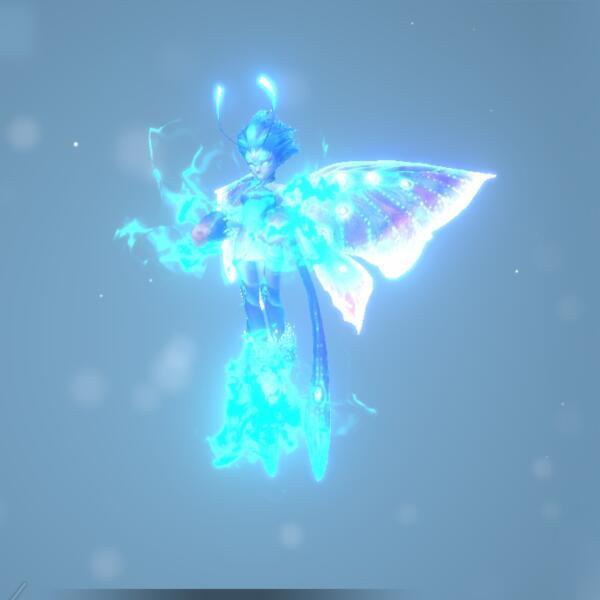 大妖精画像