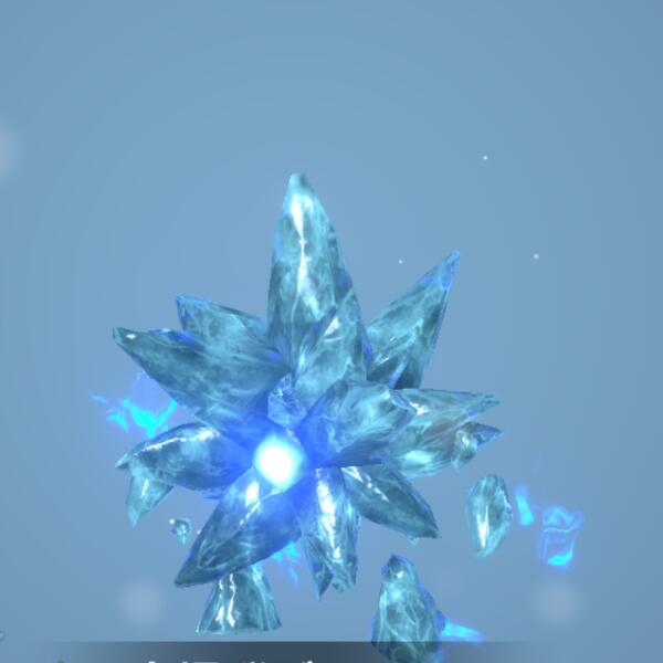 氷爆弾ゴーレム画像