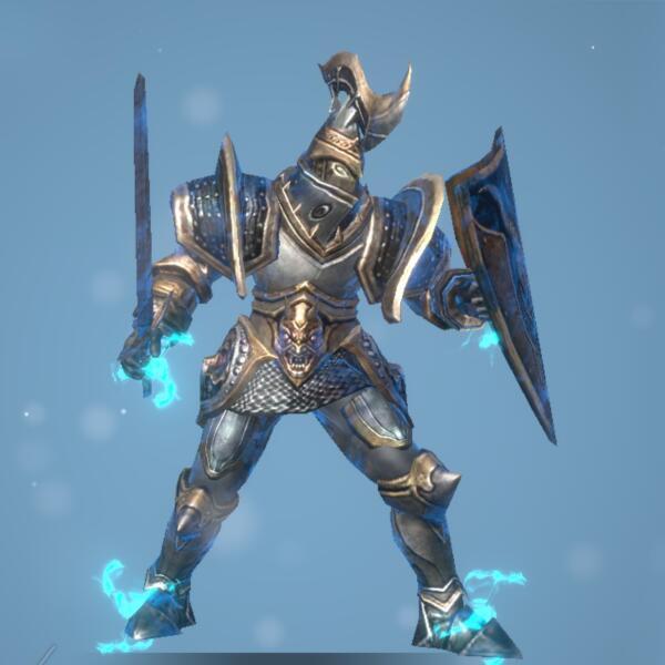 氷城の騎士画像