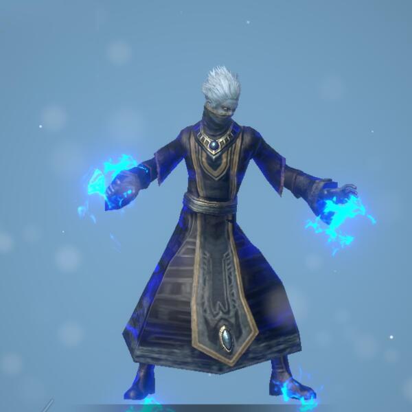 氷城の闇魔道士画像
