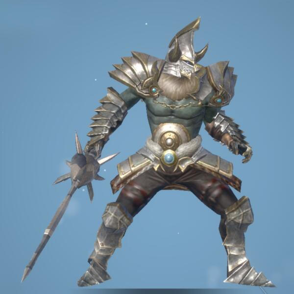 氷城の守護兵画像