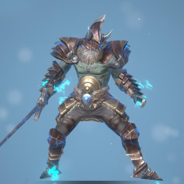 氷城の守護戦士画像