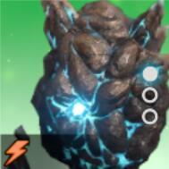 電撃爆弾ゴーレムアイコン