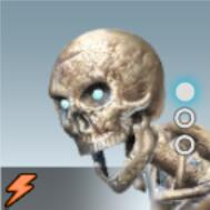 骸骨操舵手のアイコン