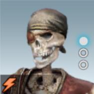 骸骨航海士のアイコン