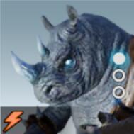 ライノ破壊兵のアイコン