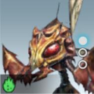 毒針蜂のアイコン