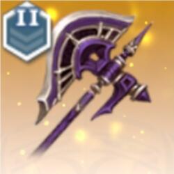 [ルーチェの守護]斧Ⅱアイコン