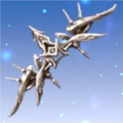 [ダカールの追跡]短弓アイコン