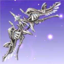 [ケラブの追跡]短弓アイコン