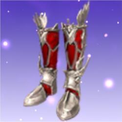 アークリオンの襲撃ブーツ