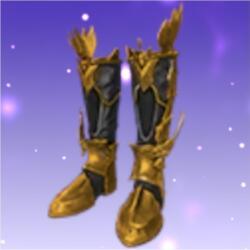 ノディアスの襲撃ブーツ
