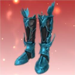 モルミオンの襲撃ブーツ