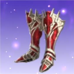 アークリオンの守護ブーツ