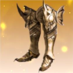 ルーチェの守護ブーツ