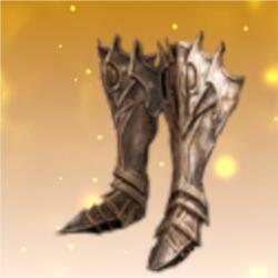 イクリアの守護ブーツ