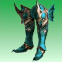 ベルゼロスの守護ブーツ