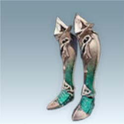 エルクィネスの守護ブーツ