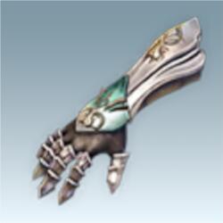 エルクィネスの守護グローブ