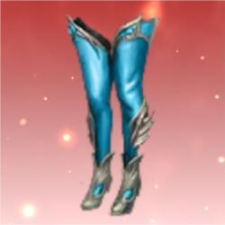 モルミオンの元素ブーツ