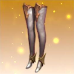 ルーチェの元素ブーツ
