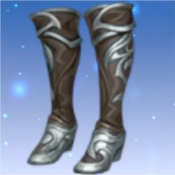 ダカールの追跡ブーツ