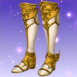 ノディアスの追跡ブーツ