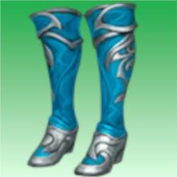 ベルゼロスの追跡ブーツ