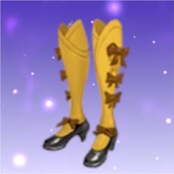 [ノディアスの想像]ブーツアイコン