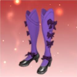 ジェピヌスの想像ブーツ