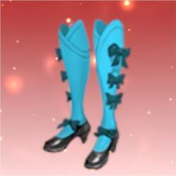 モルミオンの想像ブーツ