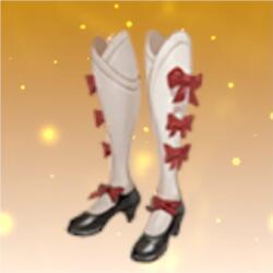 イクリアの想像ブーツ