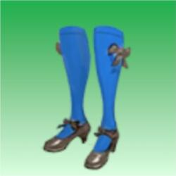 ケイオスの想像ブーツ